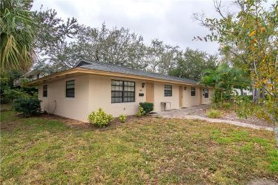 Vero Beach Multi Family Home For Sale: 864 22nd Street