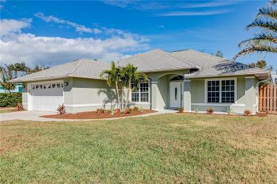 Sebastian Single Family Home For Sale: 433 Oak Street