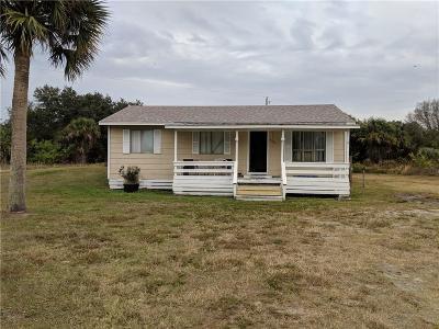 Vero Beach Single Family Home For Sale: 9935 85th Street