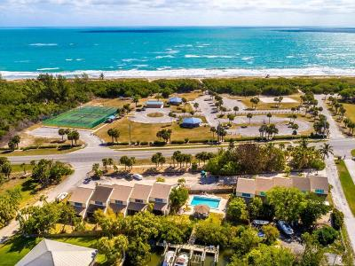Hutchinson Island Single Family Home For Sale: 3501 Highway A1a