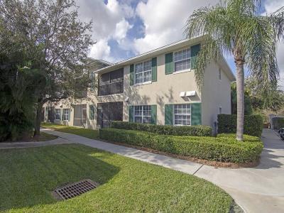 Vero Beach Condo/Townhouse For Sale: 4360 Doubles Alley Drive #203