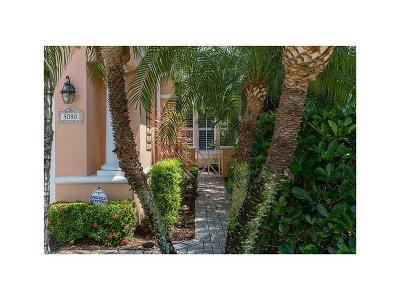 Vero Beach Single Family Home For Sale: 5080 St Joseph's Island Lane