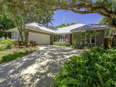 Castaway Cove Single Family Home For Sale: 1320 Poitras Drive