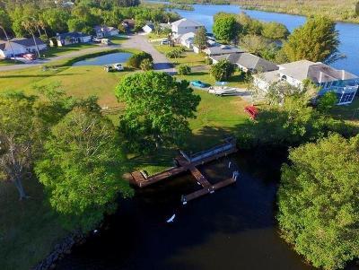 Sebastian Single Family Home For Sale: 13 Sunset Drive