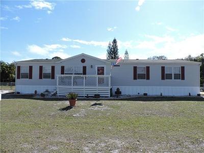 Sebastian Single Family Home For Sale: 12746 79th Court