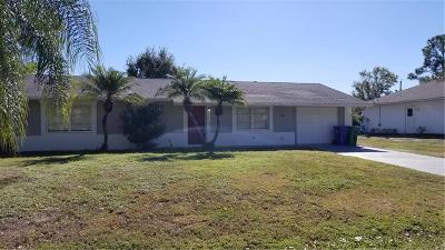 Sebastian Single Family Home For Sale: 521 Drawdy Way