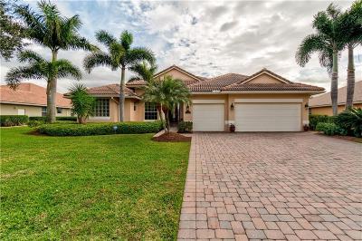 Vero Beach Single Family Home For Sale: 600 Caroline Drive