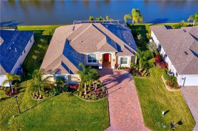 Vero Beach Single Family Home For Sale: 775 Fortunella Circle