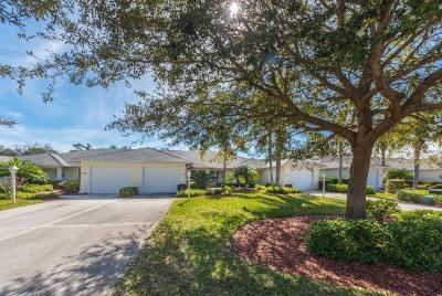 Sebastian Single Family Home For Sale: 972 Easy Street