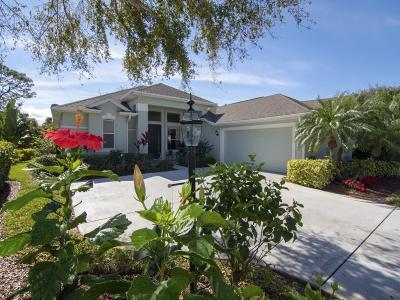 Sebastian Single Family Home For Sale: 671 Brush Foot Drive