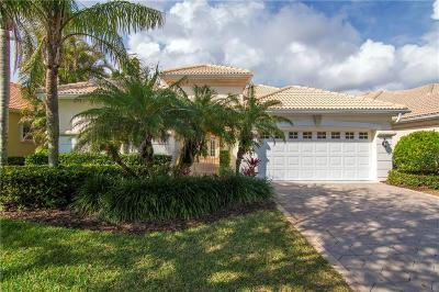 Island Club Of Vero Single Family Home For Sale: 948 Island Club