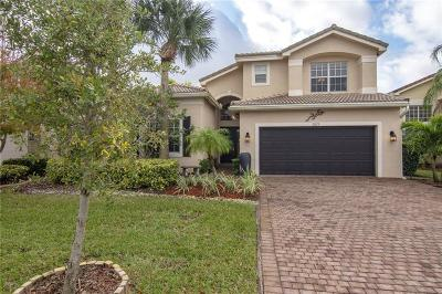 Vero Beach Single Family Home For Sale: 2075 SW Grey Falcon Circle