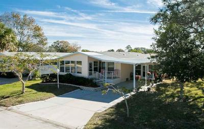 Sebastian Single Family Home For Sale: 600 Bougainvillea Circle