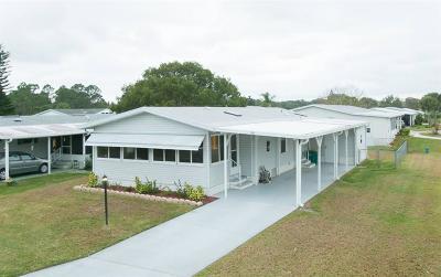 Sebastian Single Family Home For Sale: 201 Calico Court