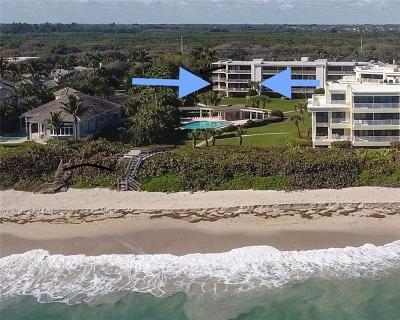 Vero Beach Condo/Townhouse For Sale: 5536 Highway A1a #117