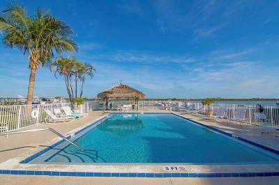 Fort Pierce Condo/Townhouse For Sale: 1300 Seaway Drive #D15