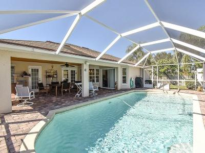Sebastian Single Family Home For Sale: 151 Miller Drive