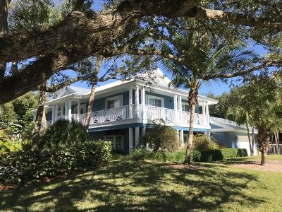 Castaway Cove Single Family Home For Sale: 1036 Indian Mound Trail