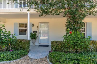 Vero Beach Condo/Townhouse For Sale: 600 Riomar Drive #2