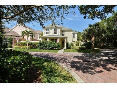 Vero Beach Single Family Home For Sale: 1338 W Winding Oaks Circle