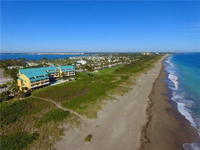 Hutchinson Island Condo/Townhouse For Sale: 1550 Ocean Drive #D24