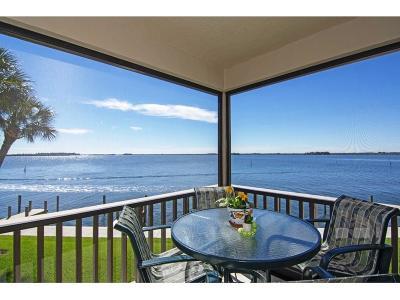 Vero Beach Condo/Townhouse For Sale: 1865 Bay Road #209F