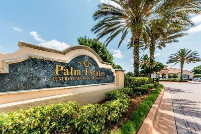 Vero Beach Condo/Townhouse For Sale: 2584 57th Circle #2584