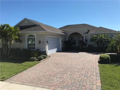 Sebastian Single Family Home For Sale: 601 Mallow Scrub Way