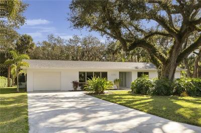 Vero Beach Single Family Home For Sale: 3010 Par Drive