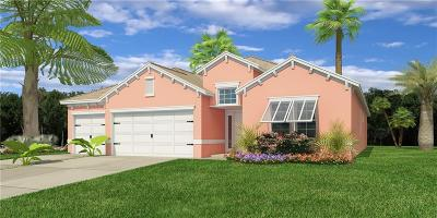 Vero Beach Single Family Home For Sale: 2569 Saint Lucia Circle