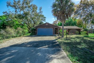 Fort Pierce Single Family Home For Sale: 7501 Miramar Avenue