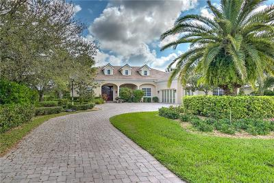 Vero Beach Single Family Home For Sale: 1048 Polo Grounds Drive