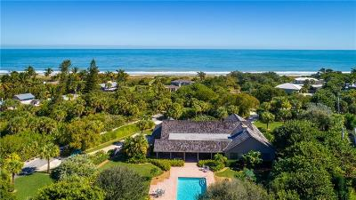 Vero Beach Single Family Home For Sale: 670 Highway A1a