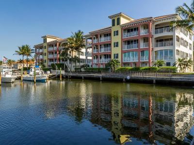 Vero Beach Condo/Townhouse For Sale: 1215 Marina Village Circle #201