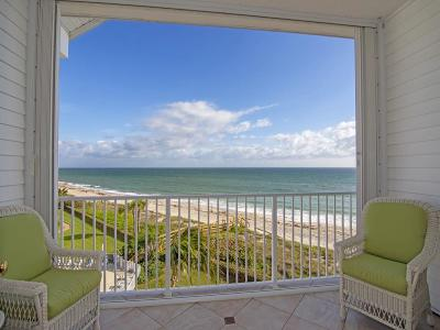 Vero Beach Condo/Townhouse For Sale: 2700 Ocean Drive #PH504