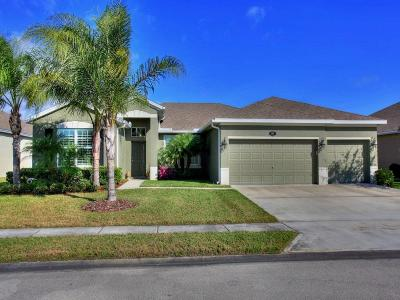 Sebastian Single Family Home For Sale: 342 Sebastian Crossings Boulevard