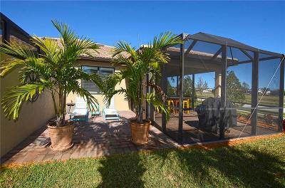 Vero Beach Single Family Home For Sale: 5109 Longhorn Drive