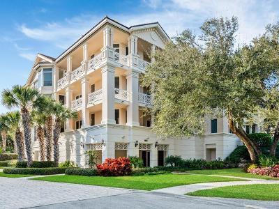 Vero Beach Condo/Townhouse For Sale: 801 Swim Club Drive #PH-A