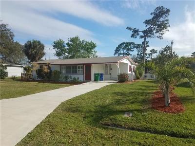 Sebastian Single Family Home For Sale: 918 Majestic Avenue