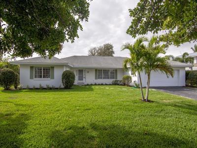 Vero Beach Single Family Home For Sale: 5 Starfish Drive