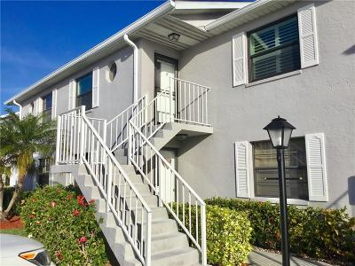 Vero Beach Condo/Townhouse For Sale: 1801 Indian River Boulevard #B6