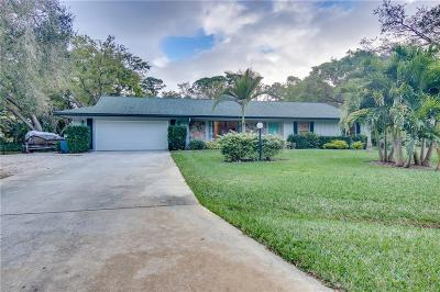 Vero Beach Single Family Home For Sale: 4190 SW 11th Place