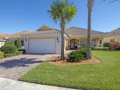 Vero Beach Single Family Home For Sale: 5191 Formosa Circle