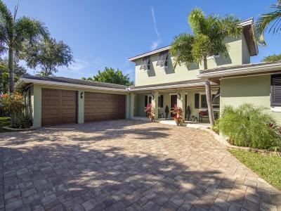 Vero Beach Single Family Home For Sale: 507 Causeway Boulevard