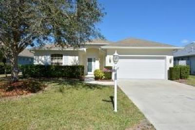 Vero Beach Single Family Home For Sale: 5600 SW 1st