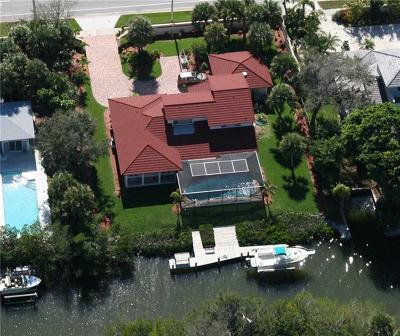 Vero Beach Single Family Home For Sale: 517 Causeway Boulevard