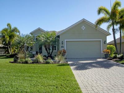 Vero Beach Single Family Home For Sale: 1110 SW Southlakes Way