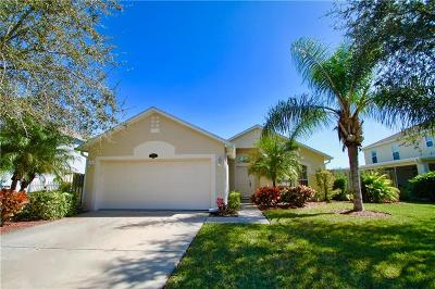 Vero Beach Single Family Home For Sale: 5934 Ridge Lake Circle