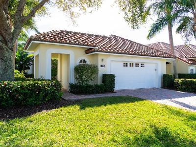 Vero Beach FL Single Family Home For Sale: $399,000