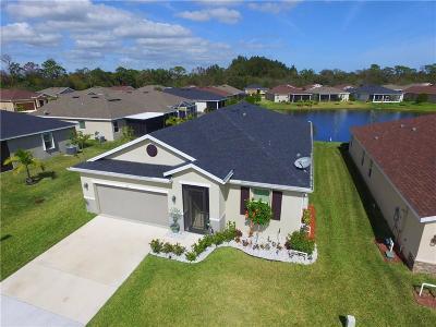 Sebastian Single Family Home For Sale: 169 Port Royal Court
